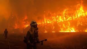 El 112 gestiona en Málaga más de 520 incendios en vivienda de enero a octubre de este año lo que supone un leve incremento frente a 2016