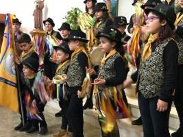 Almayate se vuelca con el VIII Encuentro de Villancicos