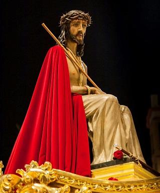 Triduo en honor a Nuestra Señora de Gracia y Esperanza de Málaga