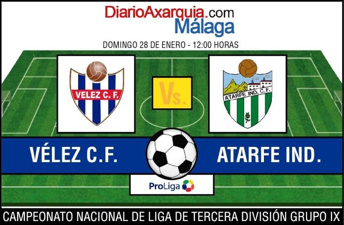 El Vélez comienza otra liga ante el Atarfe (Dom.12:00)