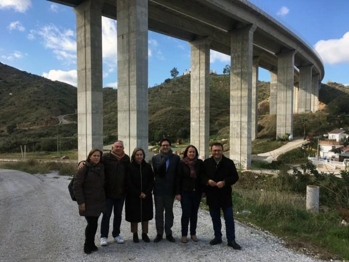 El PSOE exige al Gobierno que destine en 2018 una partida para reducir el ruido de las principales carreteras en Málaga