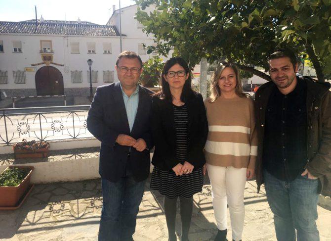 El PSOE denuncia que el Gobierno sólo destina a Málaga el 0,2% de la inversión total en obras para cuarteles de la Guardia Civil