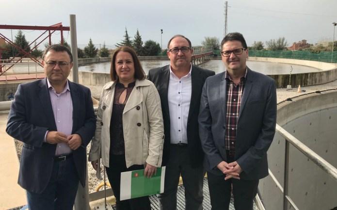 El PSOE exige al Gobierno la ampliación de la depuradora de Rincón de la Victoria porque se ha quedado pequeña