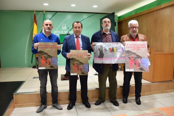 La Junta conmemora el 81 aniversario del éxodo de la carretera Málaga-Almería con actos de reconocimiento a las víctimas