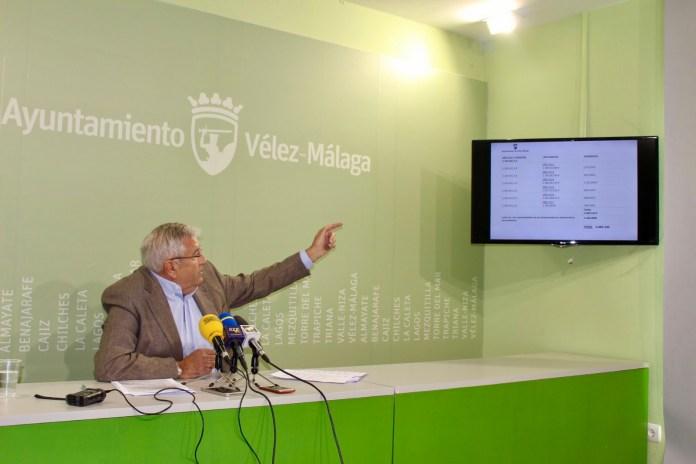 """El concejal de Transporte, Marcelino Méndez-Trelles, ha concretado que desde que el señor Francisco Delgado Bonilla decidiera unilateralmente paralizar el sistema tranviario en 2012, hasta la liquidación presupuestaria de diciembre de 2017, el consistorio ha desembolsado la """"broma"""" de 3.383.146 euros más que cuando funcionaba el tranvía."""