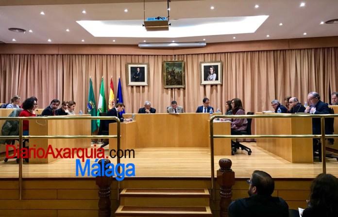 El Pleno trata varios puntos urbanísticos y asuntos generales