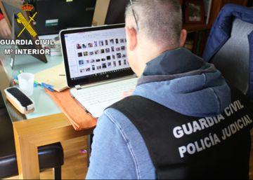 La Policía Nacional detiene a un hombre como presunto responsable de un delito continuado de abusos sexuales a sus dos hijas menores