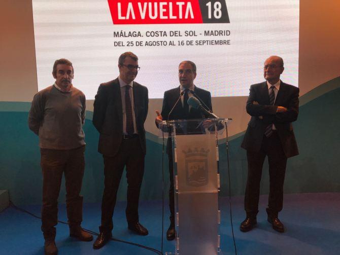 La Vuelta Ciclista más malagueña de la historia se presenta en FITUR