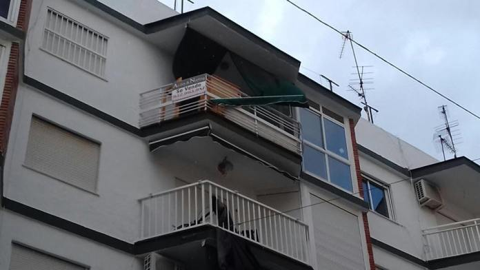 El viento causa varios incidentes en el municipio