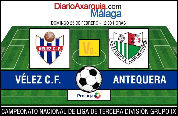 Vélez-Antequera, duelo de históricos en el Vivar Téllez (Dom.12:00)