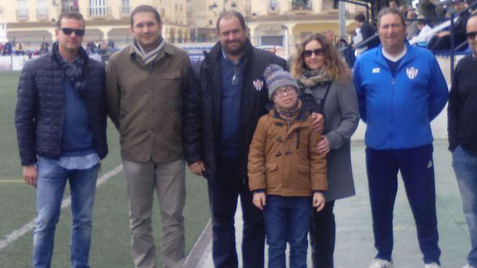 El Vélez empata en casa ante el Antequera (1-1)