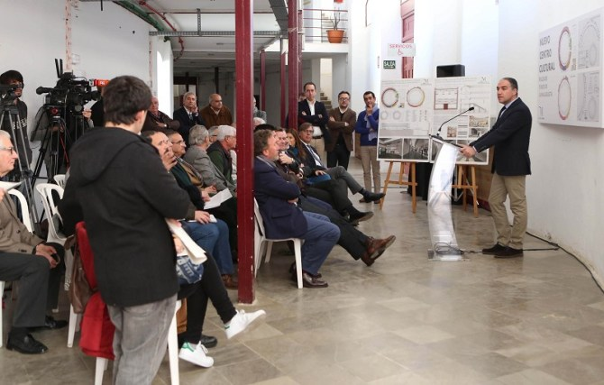 El proyecto para mejorar el uso del inmueble se encuentra en licitación por 6,6 millones de euros y se adjudicará en primavera.