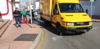 Los hechos han tenido lugar en la calle Doctor Fleming. FOTO: Ayuntamiento Vélez-Málaga.