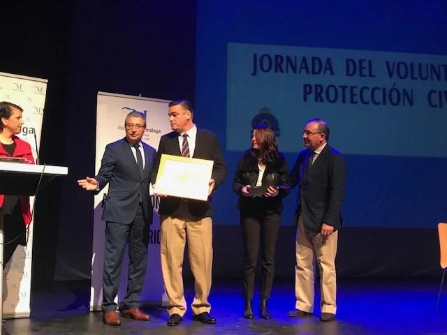 La Diputación premia a una docena de entidades por su contribución a las labores de Protección Civil