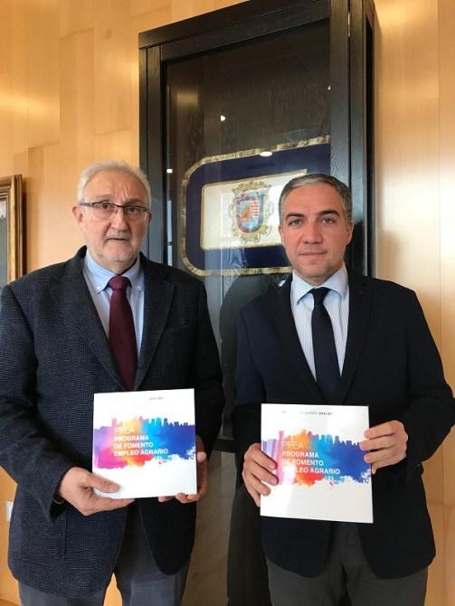El PFEA 2016-2017 permite la ejecución de 307 obras en la provincia con una inversión de la Diputación de 3,3 millones de euros