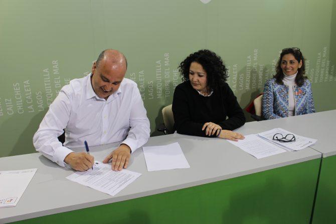 Los espacios culturales de Vélez-Málaga acogen a alumnos en prácticas para favorecer su inserción laboral en el sector turístico