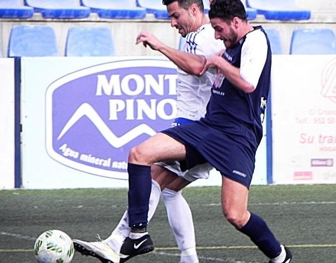 Emilio Guerra recupera el gol y apunta al Atlético Malagueño