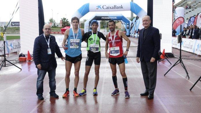 El Club Nerja de Atletismo consigue puestos de podium en Sabadell y Málaga