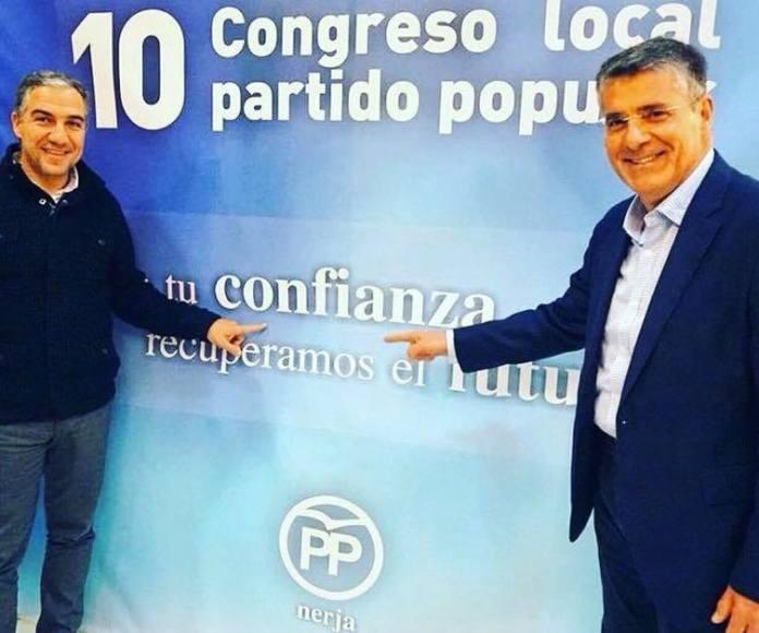 José Alberto Armijo, designado candidato a la Alcaldía para las Elecciones Municipales de 2019 en Nerja