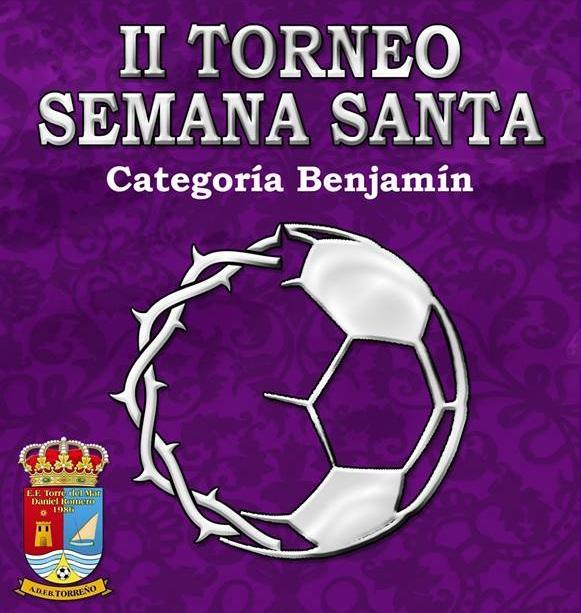 Una veintena de equipos se disputan el trofeo de Semana Santa de fútbol de Torre del Mar
