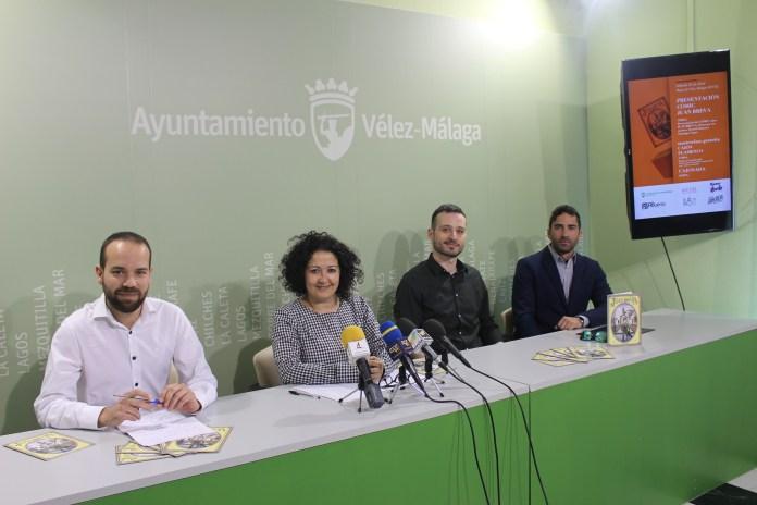 Vélez-Málaga dedica un cómic al ilustre flamenco Juan Breva