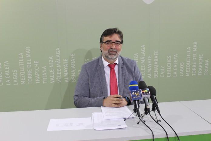 El presupuesto de Vélez-Málaga para 2018 da prioridad a los asuntos sociales, la creación de empleo y las inversiones en todos los territorios