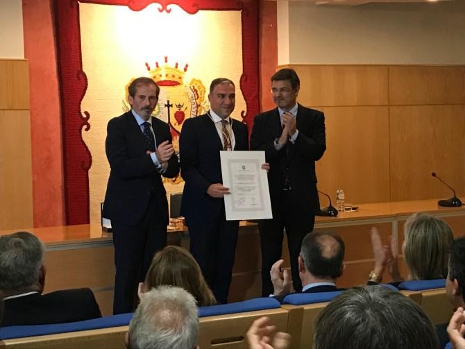 Bendodo resalta el papel de la Diputación para lograr la igualdad de oportunidades en los 103 municipios de la provincia