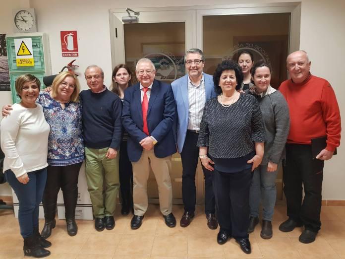 Encuentro con Banco de Alimentos de Málaga