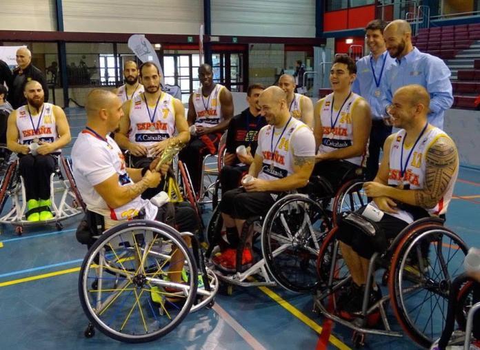 La España BSR de Jesús Romero, campeona en el torneo belga de Blankenberge