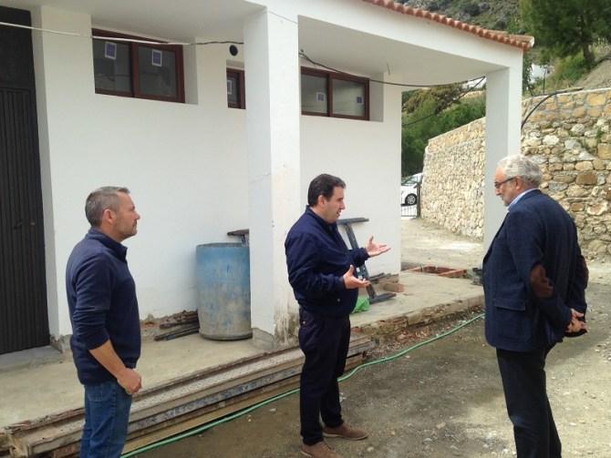 El PFEA genera 280 puestos de trabajo temporal en Yunquera, Alozaina y Casarabonela
