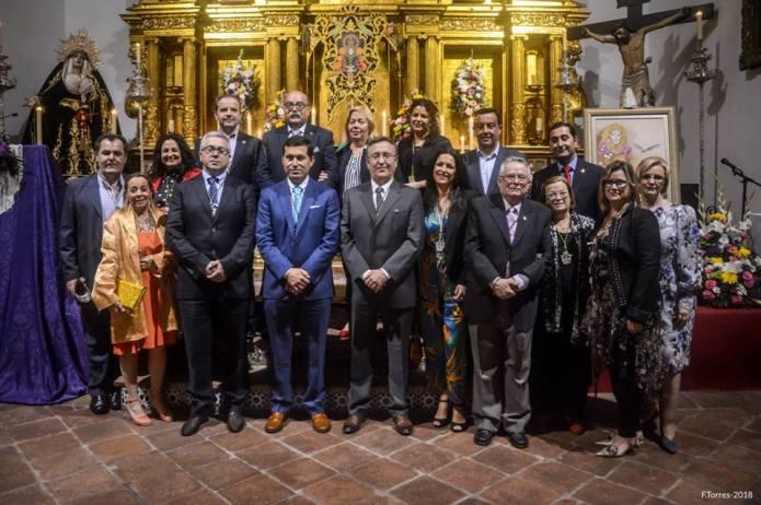 La Hermandad Rociera de Vélez-Málaga presenta el cartel de su Romería