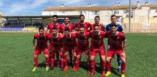 El Club Deportivo Rincón finaliza la liga con derrota.