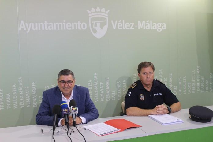 Moreno Ferrer refuerza la seguridad ciudadana con una Policía más cercana y una atención más personalizada