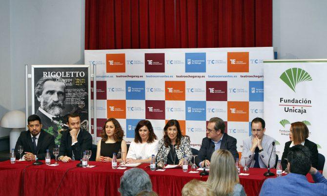 Damián del Castillo, Olena Sloia y Fabián Lara protagonizan el Rigoletto que cierra la 29 Temporada Lírica del Teatro Cervantes