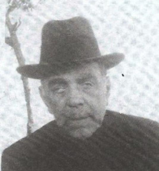 Juan Breva en el año de su muerte, 19818. Falleció en Málaga el 8 de junio.