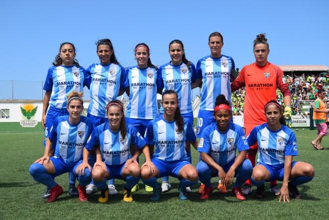 El Málaga CF Femenino es de Primera División