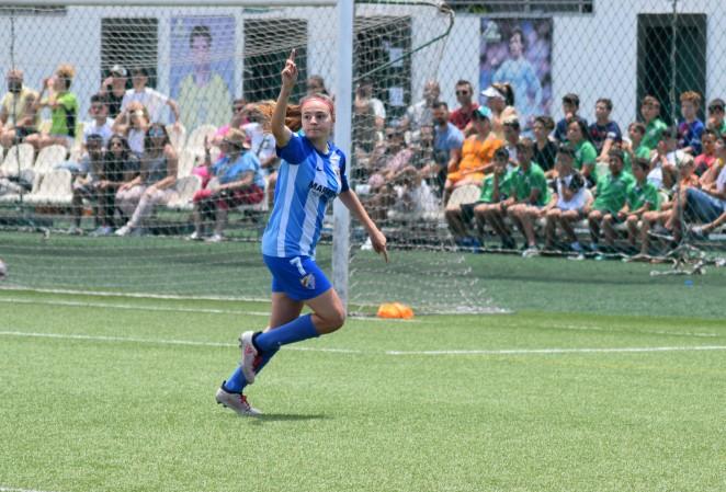 María Ruiz: «He soñado con este gol durante mucho tiempo»