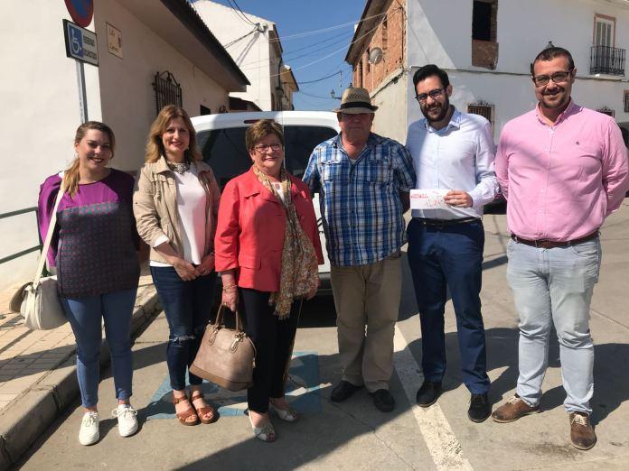 """Los socialistas presentan """"Junto a ti más Vélez-Málaga"""", una iniciativa para seguir impulsando el municipio"""