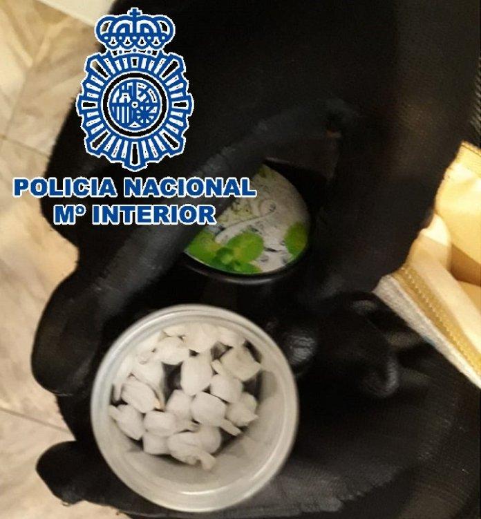 Desmantelado un punto de venta de heroína y cocaína en el barrio de La Palmilla con ocho detenidos