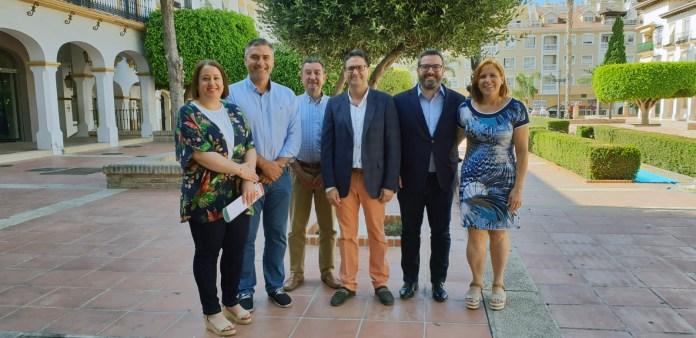 El PP en Diputación recorta un 65% la financiación a Rincón de la Victoria a través del reparto del remanente