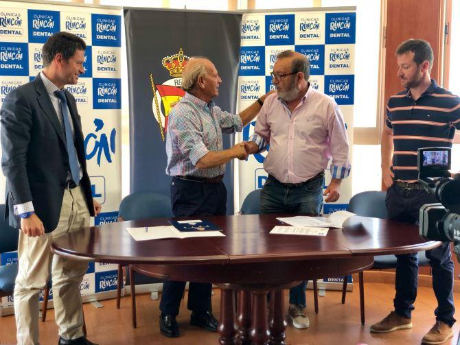 Clínicas Rincón Dental cierra un acuerdo de patrocinio con el Real Club Mediterráneo de Málaga (RCM)
