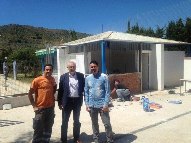 La Diputación invierte a través del Programa de Fomento de Empleo Agrario en Vélez-Málaga y Arenas casi 180.000 euros
