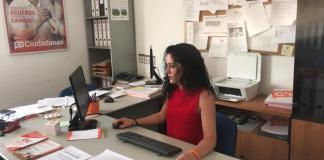 La portavoz naranja, María del Carmen López, ha pedido explicaciones al Consistorio sobre diferentes expedientes y no ha recibido respuesta.