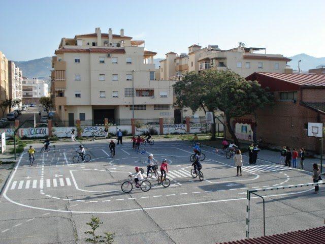IU solicita al alcalde veleño que la educación vial vuelva a los centros escolares del municipio tras las vacaciones de verano