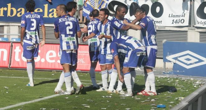Se cumplen diez años desde el último ascenso del Málaga CF a Primera División