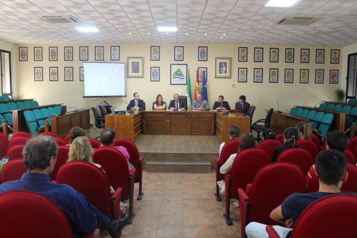 Jornada para conocer la iniciativa europea Garantía Juvenil en la Mancomunidad de Municipios de la Axarquía