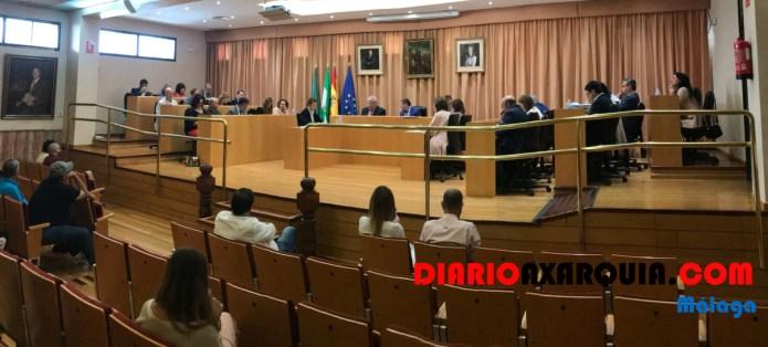 El pleno de Vélez-Málaga aprueba definitivamente los presupuestos para 2018