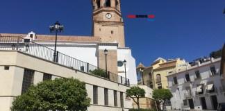 Reapertura de la Iglesia de San Juan Bautista tras la finalización de las obras de restauración.