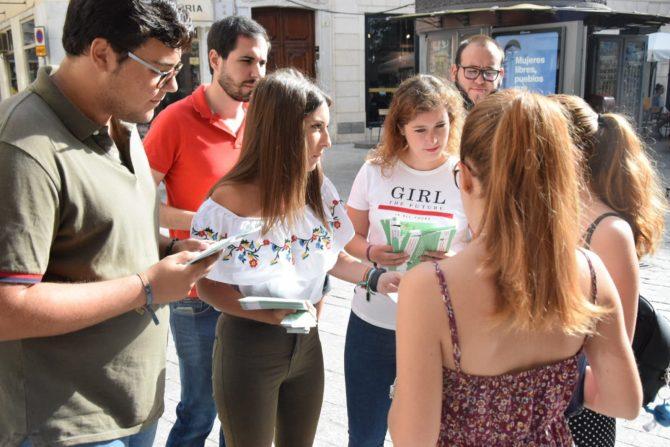 El PSOE destaca que Málaga sigue avanzando en la igualdad de oportunidades con la bonificación de matrículas universitarias a más de 13.000 jóvenes por parte del Gobierno de Susana Díaz