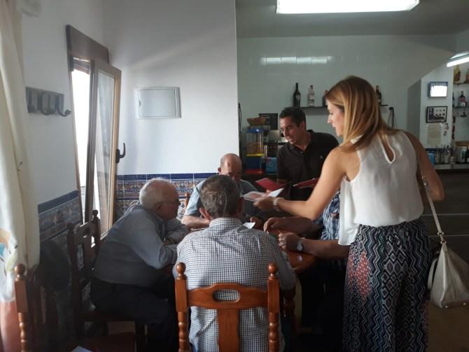 El PSOE propone un programa de vacaciones para mayores de la provincia similar al Imserso